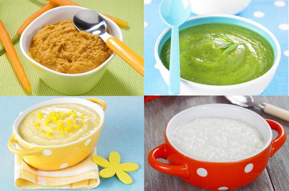 Age To Let Baby Taste Food