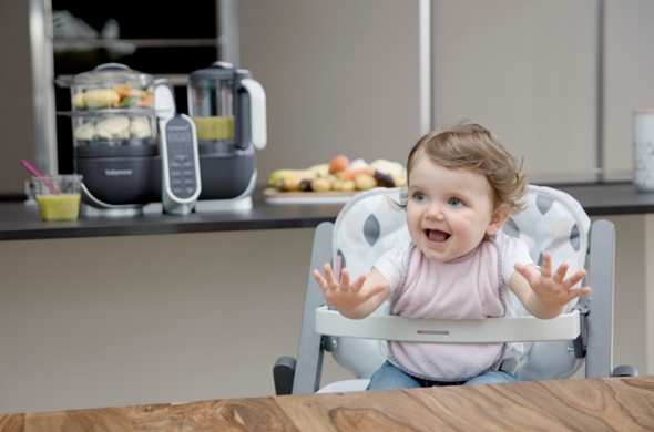 Start Your Baby on a Healthy Feeding Journey